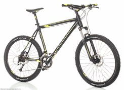 Kellys Spider 20 Zielony Accent 2014