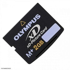 Olympus 2GB xD Cards-Type M (N2311892)