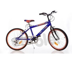 Dino Bikes Spiderman 20""