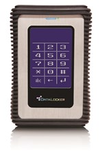Datalocker DL3 500GB 256bit AES Pin Protected ' Encrypted HDD (DL500V3)
