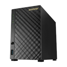 Asustor AS-1002T NAS 2-bay Tower (90IX00L1-BW3S10)