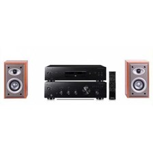 PIONEER A-20 K + PD-10 + M-AUDIO HTS 700 S