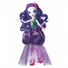 My Little Pony Equestria Girls - Legend Of Everfree Lalka Kryształowa Gala Rarity B7531