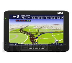 MODECOM FreeWAY MX3 + AutoMapa Polska (NAV-FREEWAYMX3-AM-PL)