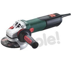 Metabo 1550W WEV 15-125 Quick HT 600562000