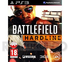 Battlefield Hardline (Gra PS3)