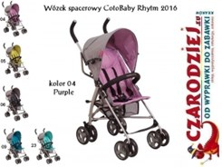 Coto Baby Rhythm 04 Purple 2016 Spacerowy
