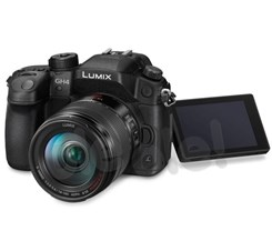 Panasonic Lumix DMC-GH4 Czarny + 14-140mm