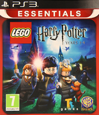 LEGO Harry Potter Lata 1-4 (Gra PS3)