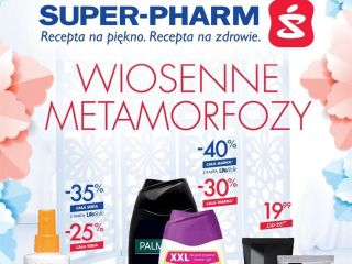 Gazetka Super Pharm