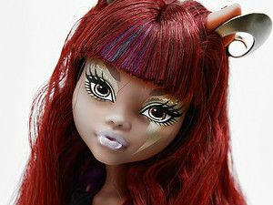 Monster High jako alternatywa dla Barbie
