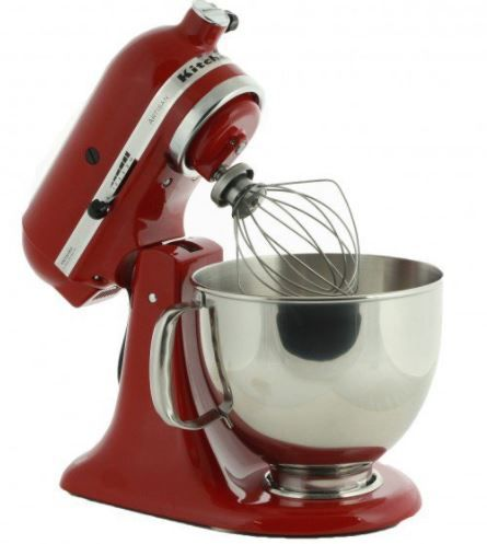 Roboty kuchenne KitchenAid 5KSM150PSEER Czerwony - Ceny i opinie ...