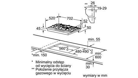 płyta gazowa siemens ec 745rb90e - opinie i ceny na ceneo.pl