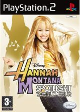 Hannah Montana: Spotlight World Tour (Gra PS2)