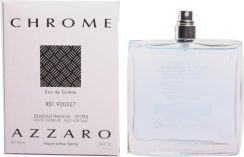 Azzaro Chrome Men Woda Toaletowa spray 100 ml TESTER