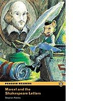 Marcel and the Shakespeare Letters (Audiobook)