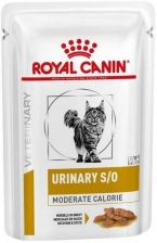 Royal Canin Veterinary Diet Urinary S/O Moderate Calorie Feline Wet 100g