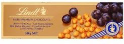 Lindt Czekolada Milk Grape Hazelnut Gold 300G