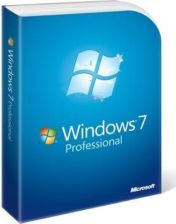 Microsoft Windows Professional 7 SP1 OEM 64bit English 1-pack(FQC-04649)