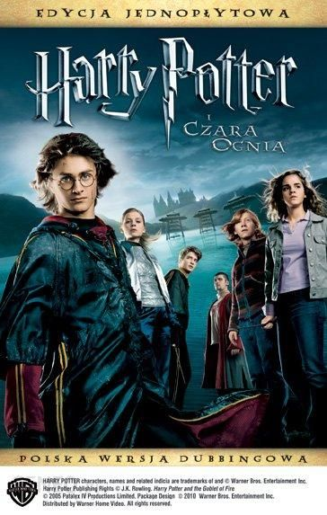 Harry Potter i Czara Ognia / Goblet of Fire *2005*  [1080p] [Dubbing PL]   (ONLINE)