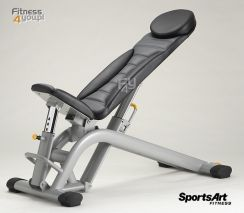 SportsArt Ławka regulowana / Adjustable Bench A991