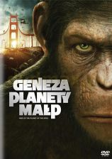 Film DVD Geneza planety małp (Rise of the Planet of the Apes) (DVD) - zdjęcie 1