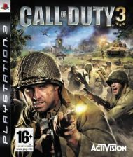 Call of Duty 3 (Gra PS3)