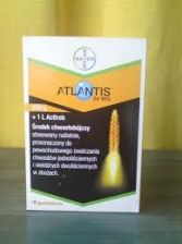 Bayer Atlantis 12 OD 500 ML + Actirob 500ML