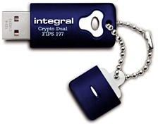 Integral 16GB Crypto Dual FIPS 197 (INFD16GCRYPTODL197)