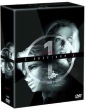 Z Archiwum X - Sezon 1 (The X Files - Season 1) (DVD)