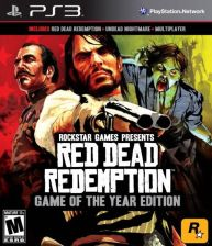 Red Dead Redemption GOTY! (Gra PS3)
