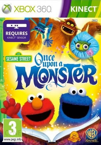 Sesame Street: Once Upon a Monster (2011) Xbox 360