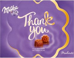 Milka thank you pralinki 120g
