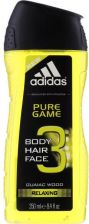 Adidas Żel pod prysznic Pure Game 400ml