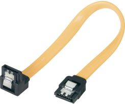 Wentronic CAK SATA 600-020 90 down CLIP 0.20m HDD S-ATA Kabel 1.5GBs / 3GBs / 6 (93946)
