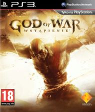 God of war Wstąpienie (Gra PS3)