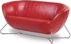 Marbet Style sofa Only Chrome
