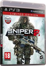 Sniper: Ghost Warrior 2 Limited Edition (Gra PS3)