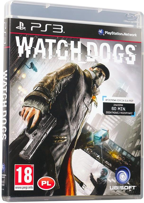 watch dogs 2 ps3 cdon