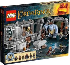 Lego Lord of the rings Władca Pierścieni Kopalnie Morii 9473