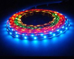 Mean Well Taśma 150 LED Smd Rgb Zmiennokolorowa 5050 3mm x 10mm Ip33 Mw 300 LED 5050 Rgb