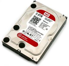 "WD Red 3TB 3,5"" (WD30EFRX)"