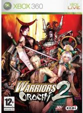Warriors Orochi 2 (Gra Xbox 360)