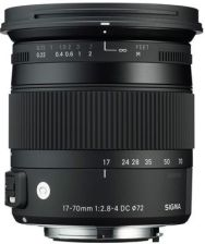 Sigma AF 17-70mm f/2.8-4 DC MACRO OS HSM Canon (668954)
