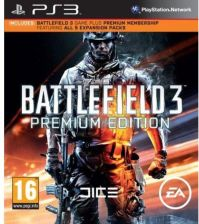 Battlefield 3 Premium Edition (Gra PS3)