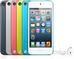 Apple iPod touch 64GB biało-srebrny (MD721RP/A)