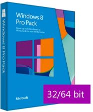 Microsoft Windows 8 Pro Upgrade BOX 32/64Bit PL (3UR-00030)