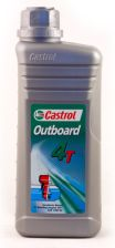 Castrol OUTBOARD 4T 10W30 1L
