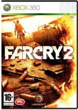 Far Cry 2 (Gra Xbox 360)