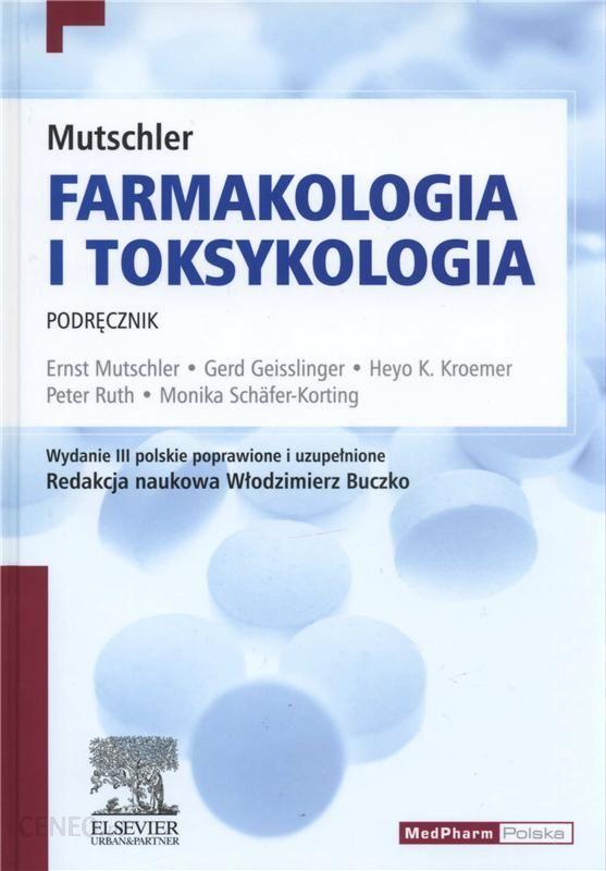 Farmakologia i Toksykologia Mutschlera